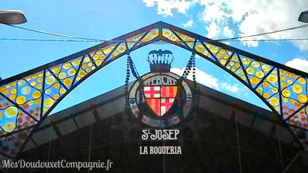 boqueria marché barcelone