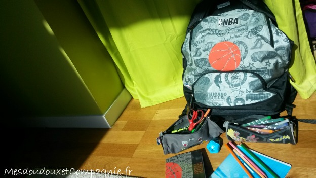 Sac à dos NBA
