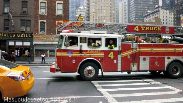 pompiers new york