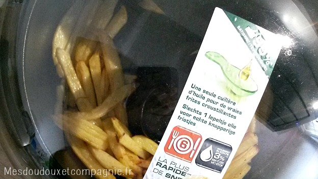 FRITES FRAICHES ACTIFRY EXPRESS