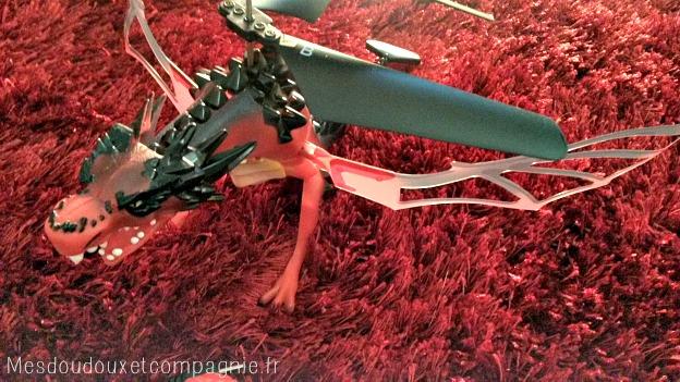 khal drago jouet telecommande