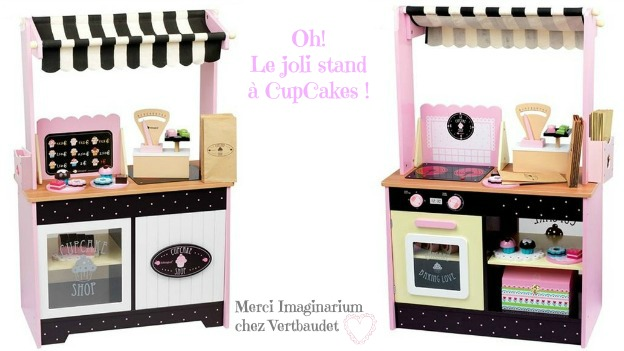 stand cupcake