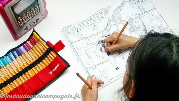 coloriage teumbo