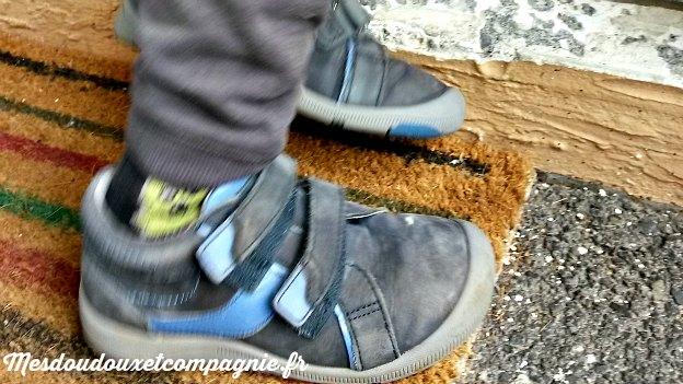 VERTBAUDET chaussures maternelle