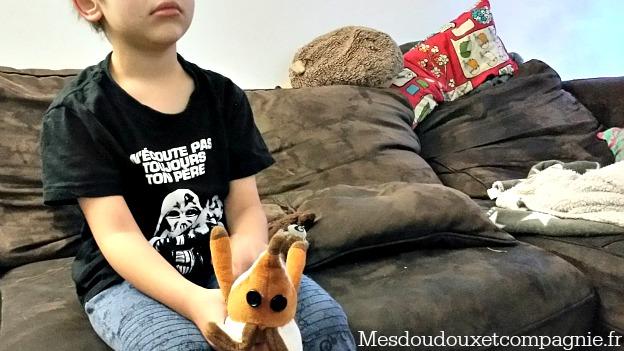 tee-shirt star wars flunch