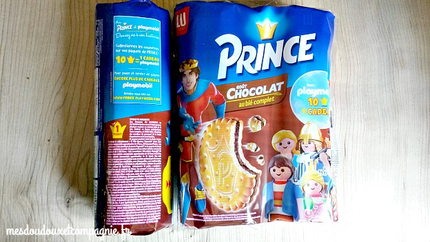 PRINCE PLAYMOBIL COURONNE