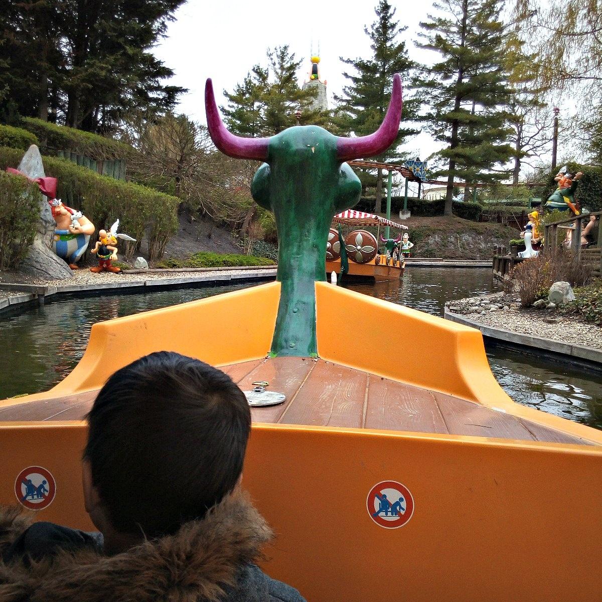 Parc Astérix : Une folle journée chez les gaulois