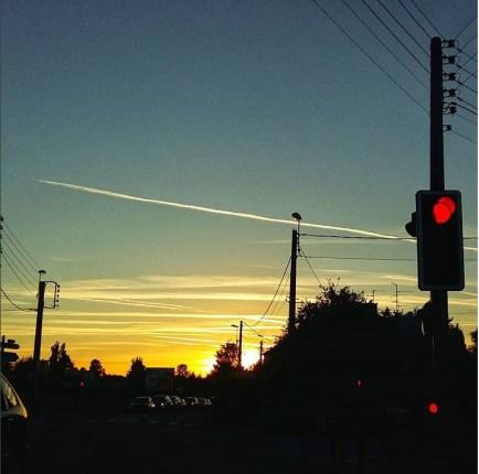 coucher de soleil lillois