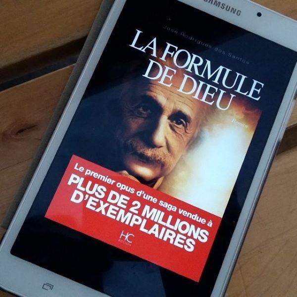 """J'ai lu """"La Formule de Dieu"""""""