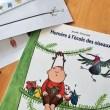 Exploitation maternelle album Homère à l'école des oiseaux