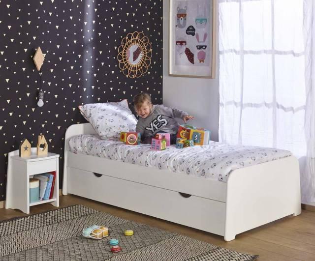chambre d'enfant lit