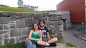 Wall, Quebec City