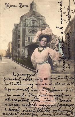 Budapest - Magyar Színház - 1904