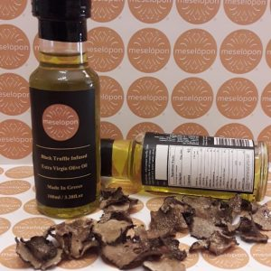 Black Truffle Oil, Infused Extra Virgin Olive Oil Cold Pressed 100ml