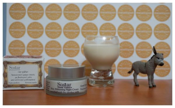 Women Soothing Skin Whitening Night Cream For Face & Neck Enriched With Bio Donkey Milk 50ml For All Skin Types