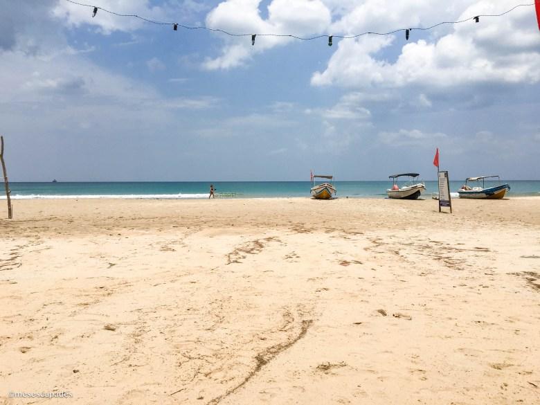 Quelles sont les plus belles plages de sable blanc du Sri Lanka ?