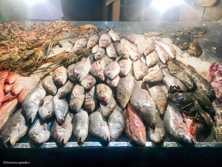 Où manger du poisson à Trincomalee ?