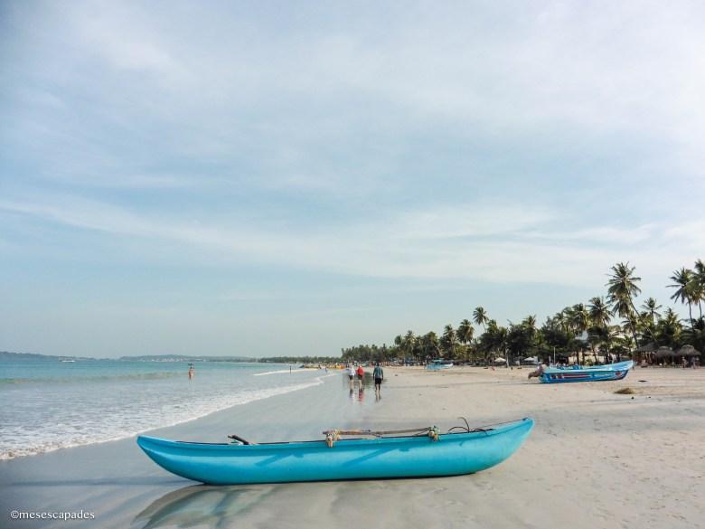 Quelles sont les plus belles plages du Sri Lanka ?
