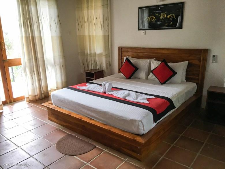 Où dormir à Udawalawe ?