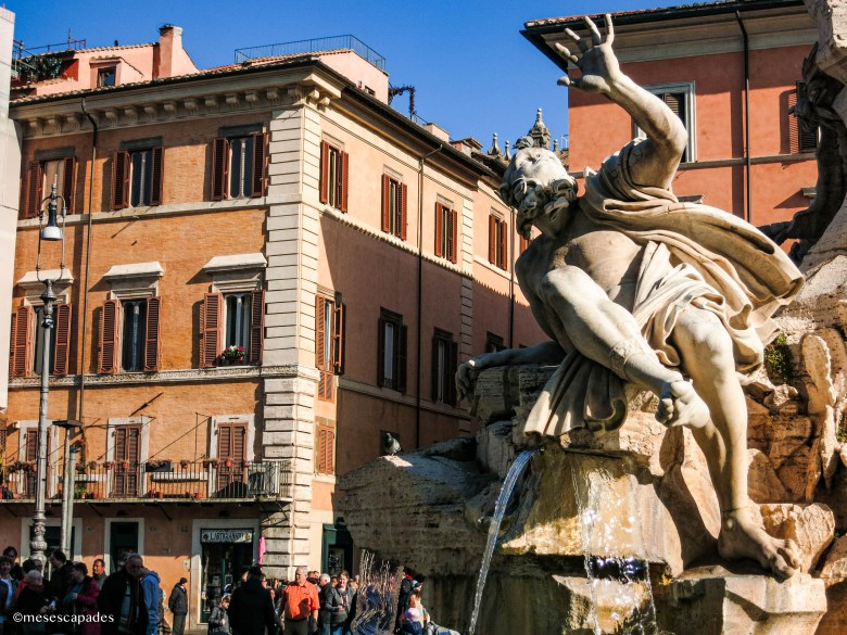 Le centre culturel de Rome