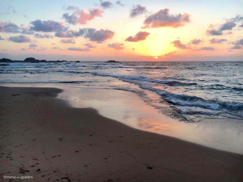 Où voir un beau coucher de soleil au Sri Lanka ?