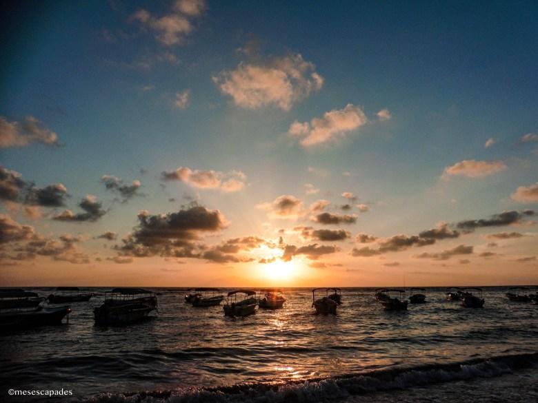 Les plus beaux couchers de soleil du Sri Lanka