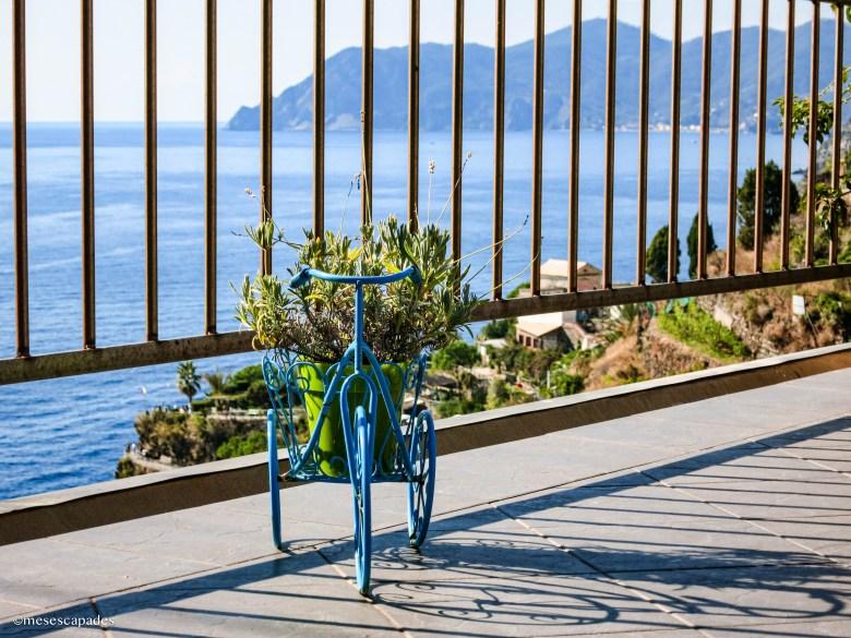 Cinque Terre, villages magnifiques en Italie