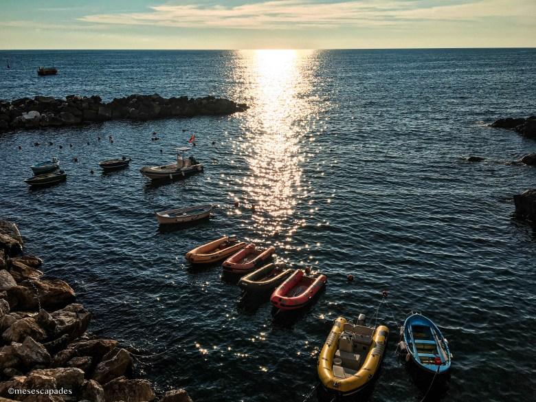 Découvrir le port de plaisance de Riomaggiore