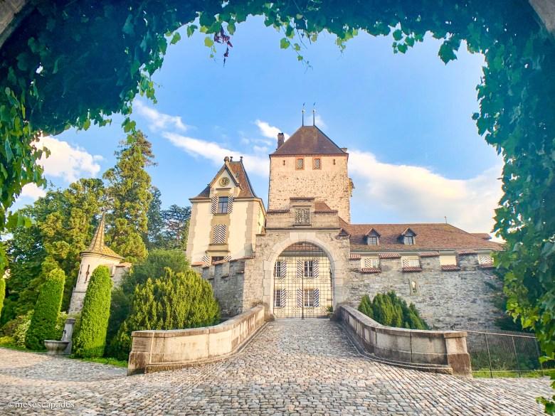 Stiftung. Schloss Oberhöfen