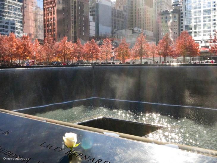Le mémorial du World Trade Center