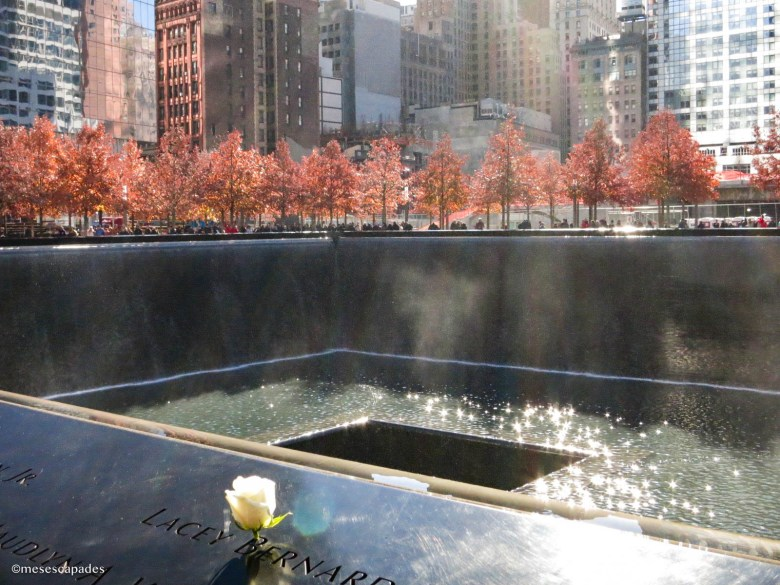 Le mémorial du World Trade Center