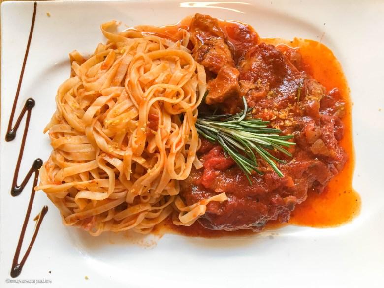 Ossobucco de la Villa, restaurant italien à Reims