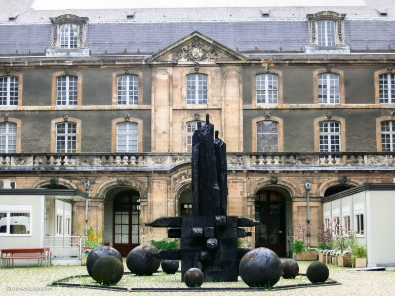 Le Palais du Tau, Reims