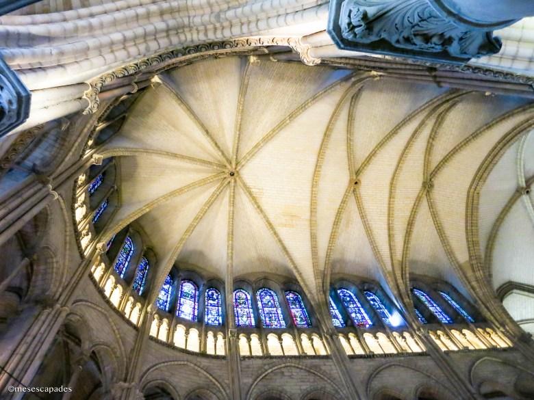 Basilique St-Rémi, Reims