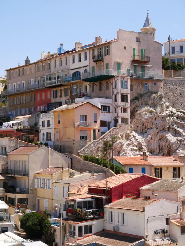 Le Vallon des Auffey, Marseille