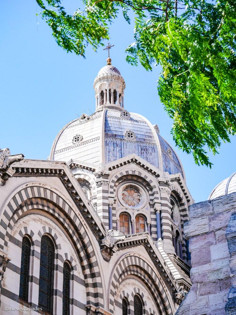 Cathédrale Sainte-Marie-Majeure, Marseille