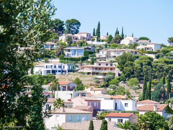 Village à proximité de la Ciotat