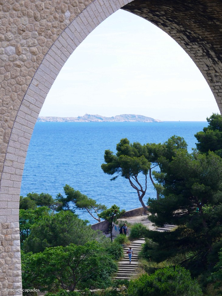 L'Estaque, calanque de Marseille