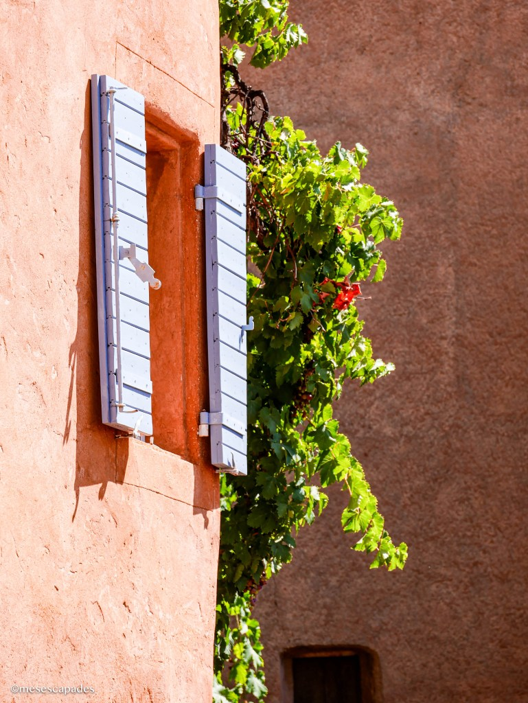 Se balader dans Roussillon