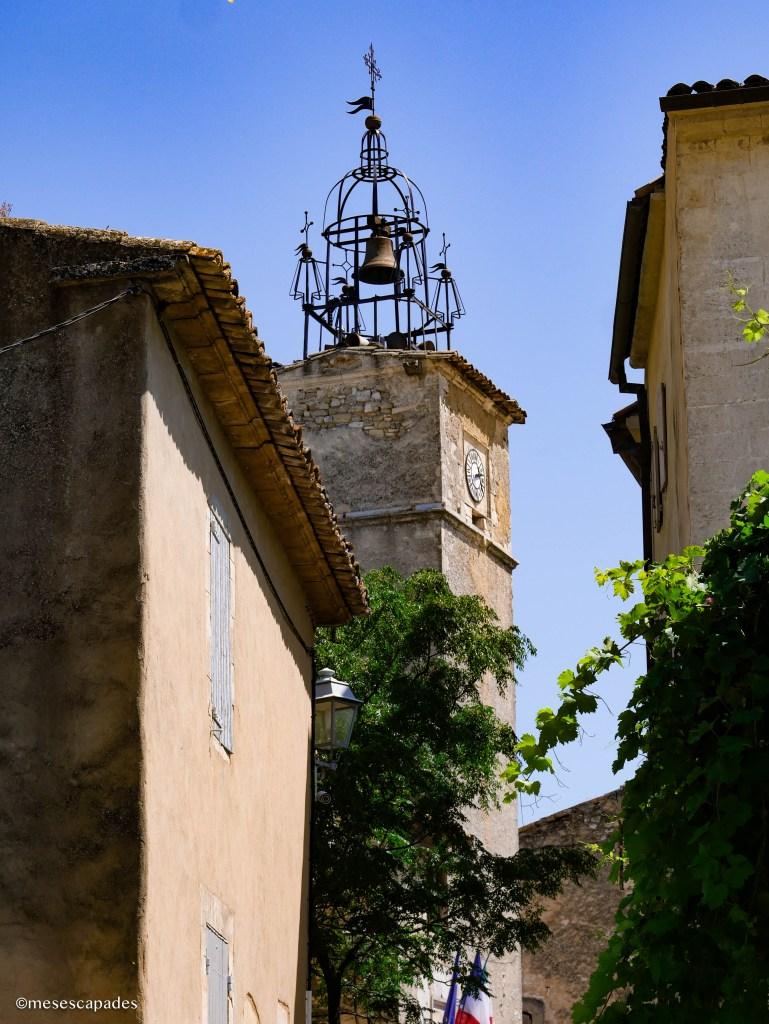 Le campanile de Ménerbes