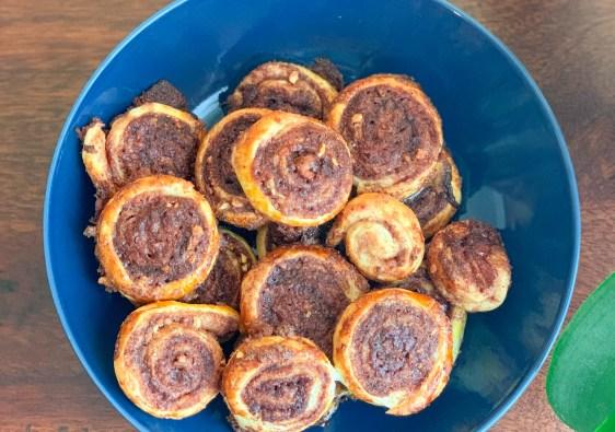 Recette des cinnamon rolls, une recette d'automne