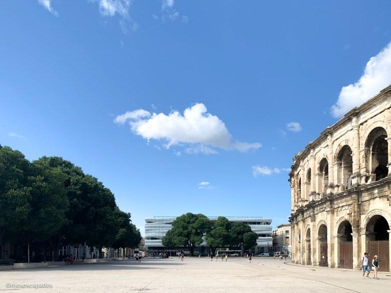 Que faire en un weekend à Nîmes ?