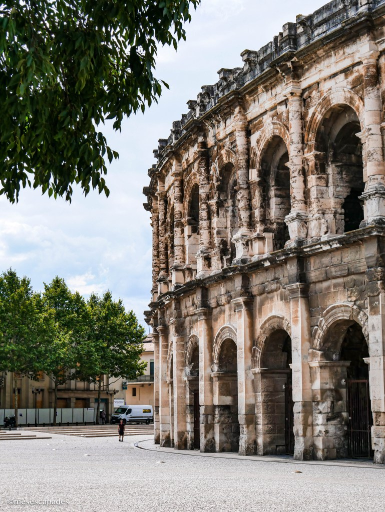 Un weekend à Nîmes, les incontournables