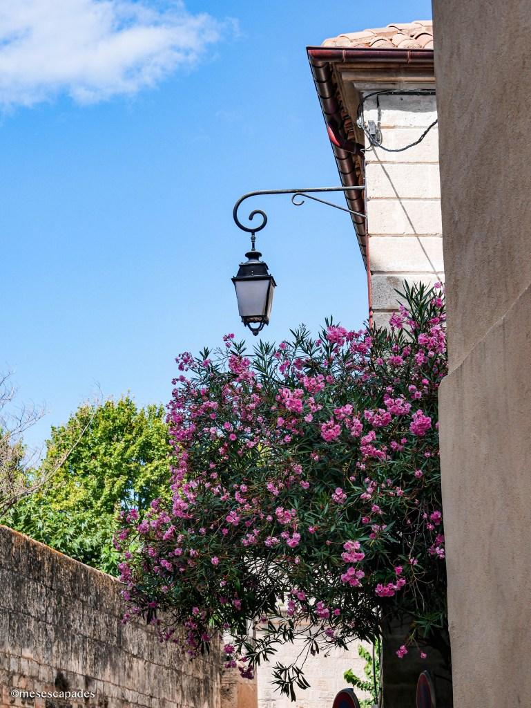 La vieille ville d'Aigues-Mortes