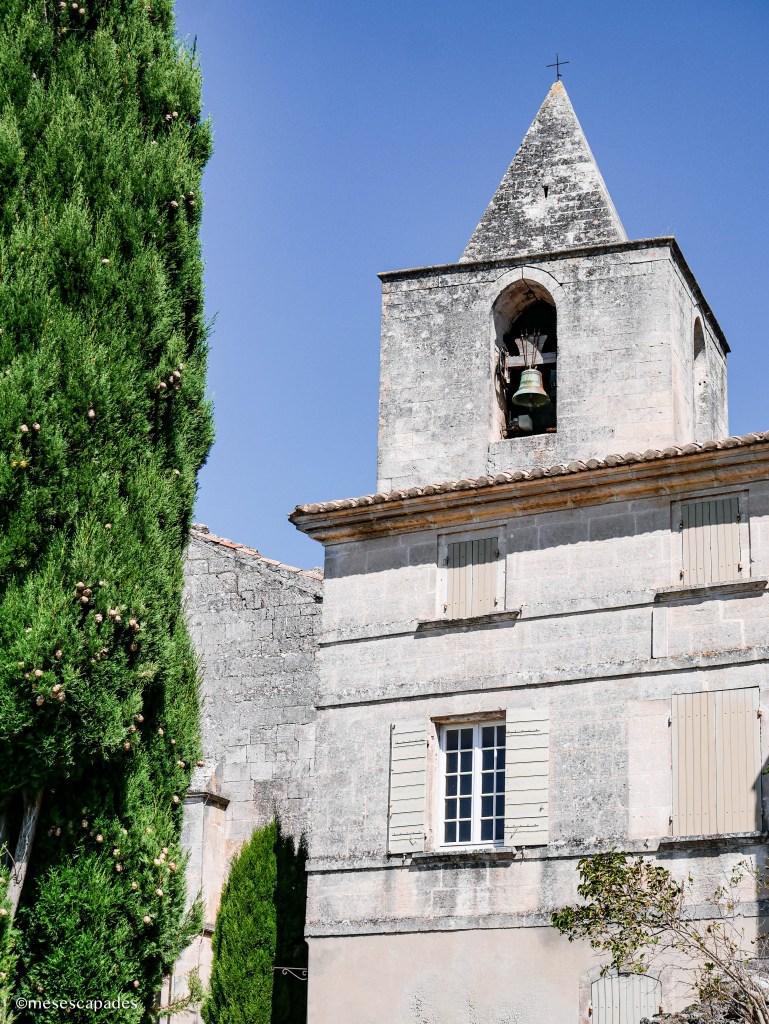 Les ruelles des Baux de Provence