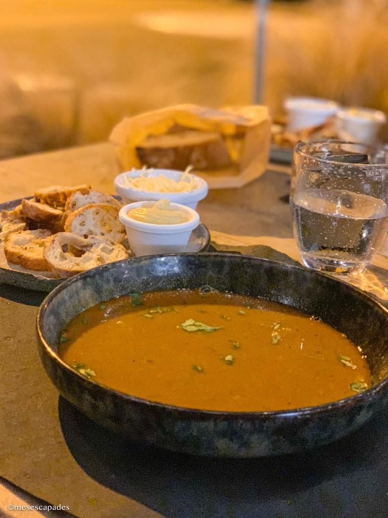 Où manger une bonne soupe de poisson ?
