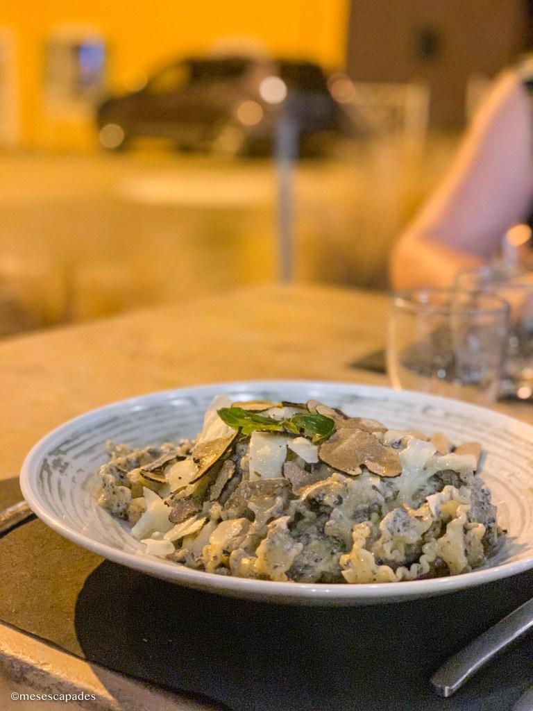 Où manger les meilleures pâtes à la truffe sur la Côte d'Azur