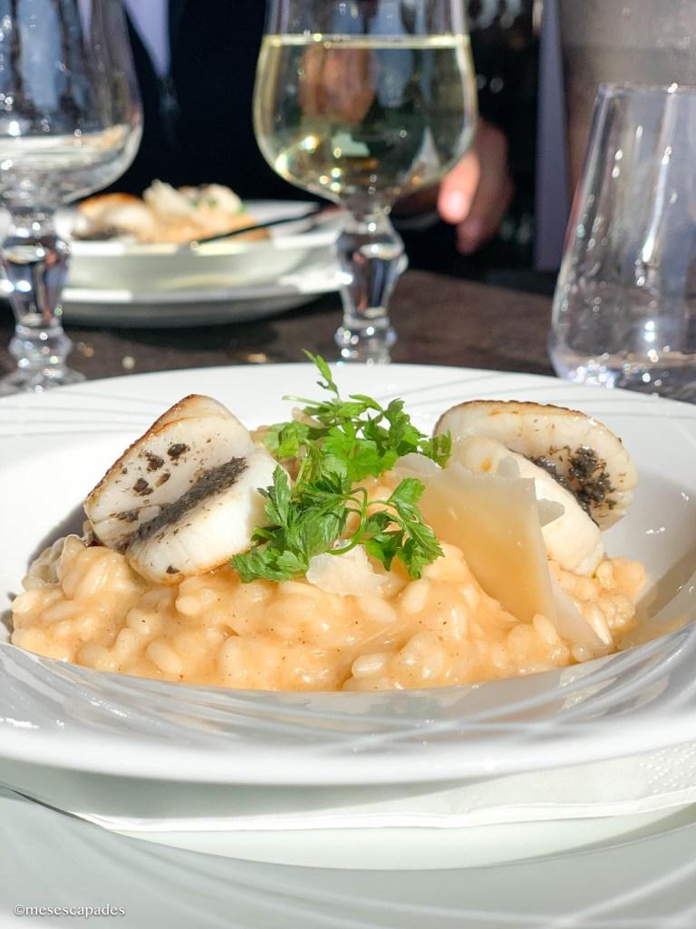 Où manger de la bonne cuisine avec vue sur mer à Nice
