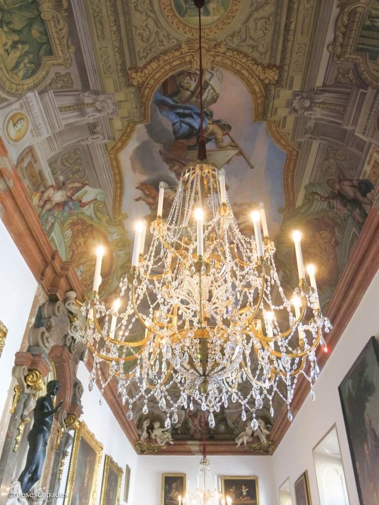 Visiter la Salzburg Residence