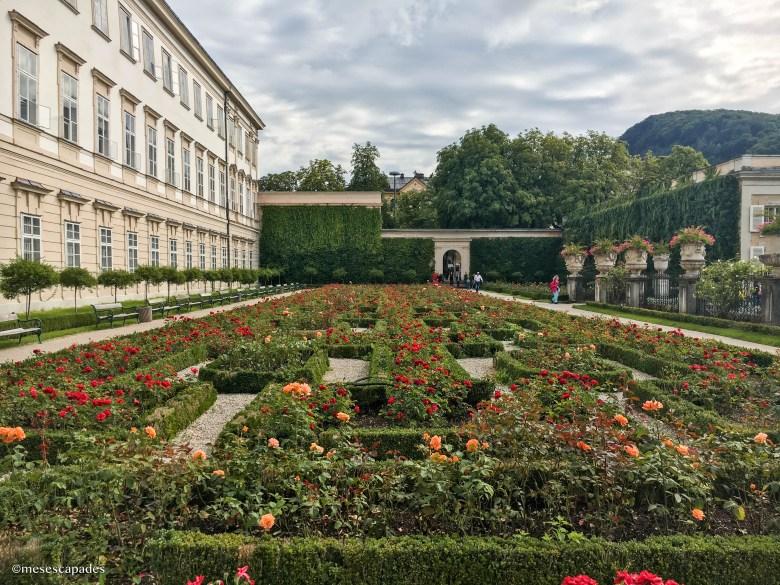Château de Mirabellgarten
